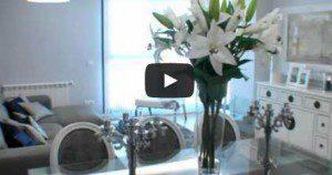 Residencial Célere Tres Cantos-Salón Video