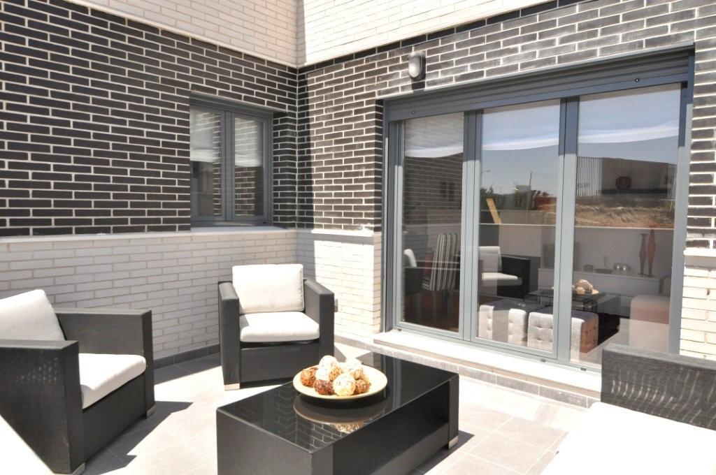 viviendas con terraza aire fresco en el hogar el blog