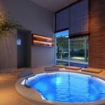 Salutem per aquam: instalaciones de lujo