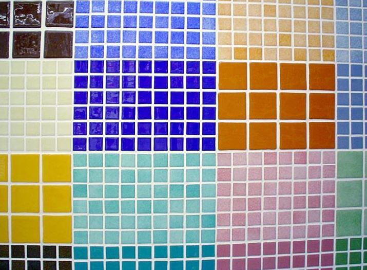 Azulejos Para Baños Gresite:Baños con color – El blog de Vía Célere