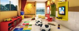 Sala infantil-Vía Célere