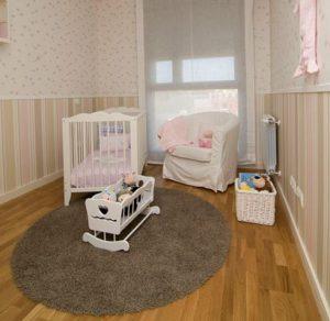 Residencial Célere Tres Cantos-Habitación intantil niños