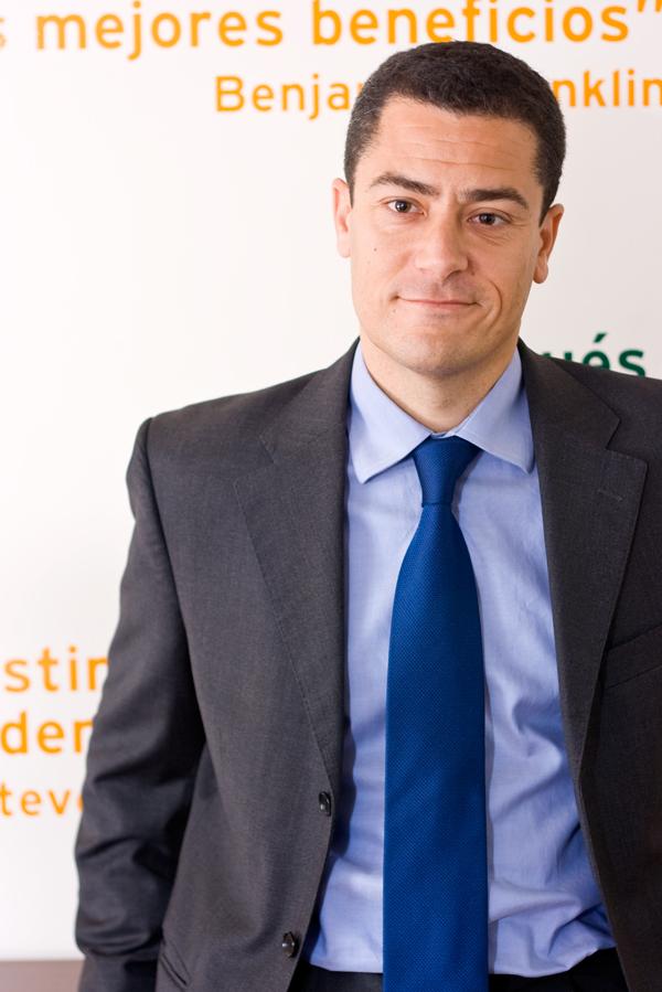 Miguel Pinto, director de la Fundación Vía Célere.