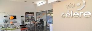 Residencial Célere Santa Eugenia-oficina-ventas