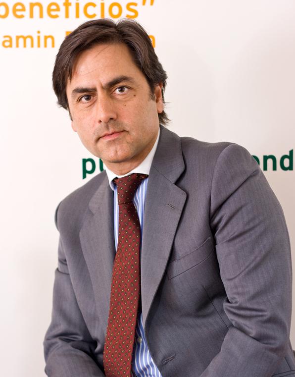 Pedro Gila, director de gestión patrimonial de Vía Célere.