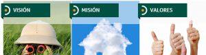 Visión Misión Valores Fundación Vía Célere