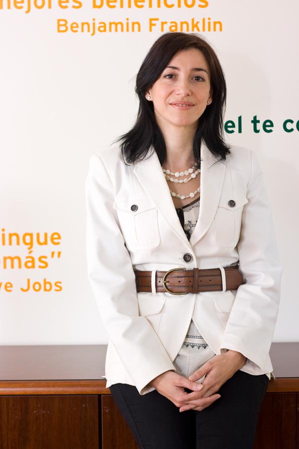 Patricia Hernández Cobo, directora del departamento jurídico de Vía Célere