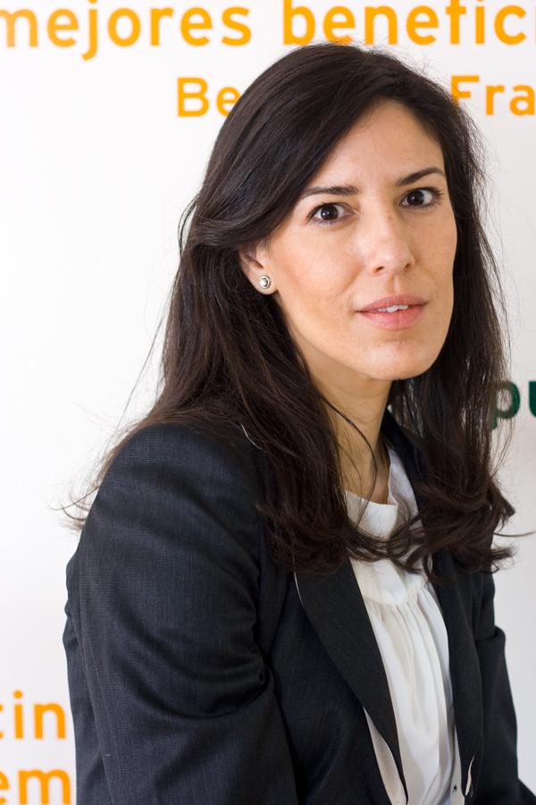 Raquel Tahoces de San Juan, directora de inversiones de Vía Célere