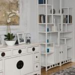 Mobiliario con tendencia oriental