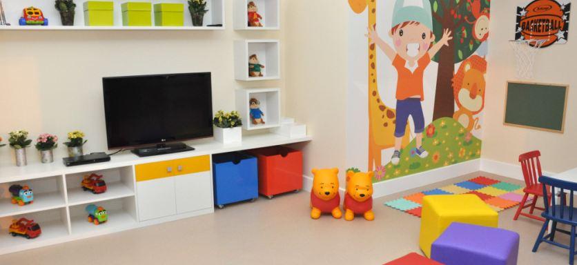 Sala infantil_ Horto Vernissage