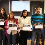 Entrega diploma «Curso en BIM»