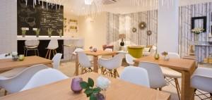 sala social gourmet-Vía Célere
