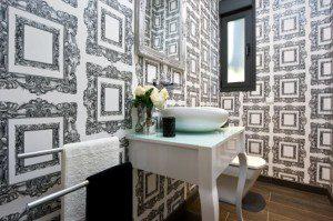 Aseo baño decoración-Vía Célere