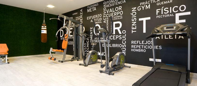 Pin decoracion gimnasios en casa on pinterest - Gimnasios en casa ...