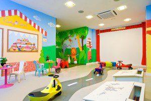 Residencial Nebulosas-salon de juegos-niños-Vía Célere