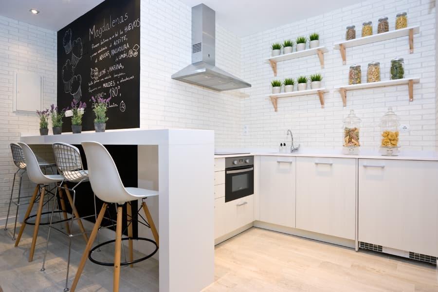 residencial nebulosas sala social gourmet