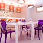 Sillas de diseño para espacios gourmet