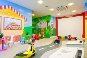 Residencial Nebulosas Sala juegos niños infantil