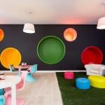 Sala infantil: el sueño de los más pequeños