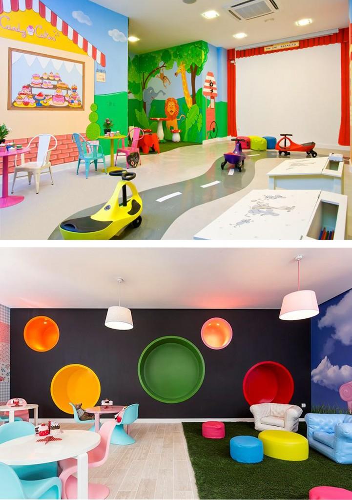 salas infantiles via celere