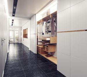 armario interior moderno