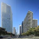 Vía Célere pone en marcha su residencial más premium en Barcelona