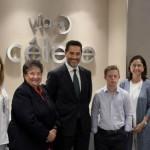 Down Madrid y Fundación Vía Célere ponen en marcha un proyecto de educación inclusiva en estudios postobligatorios