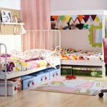 Ideas para almacenar y ordenar las cosas de los niños