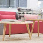 7 trucos para elegir la mesa de centro perfecta