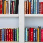 Los libros necesitan espacio: busca un rincón original