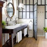 Diseño de baños: Cómo crear ambientes separados