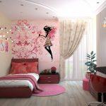10 tips para que tu hija tenga una habitación ideal