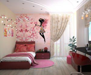10 tips habitación para tu hija-via