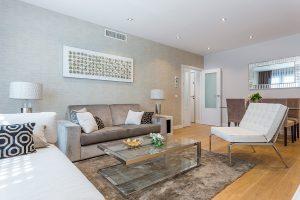 Residencial Adelfas-salón-Vía Célere