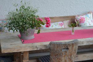 la mesa auxiliar