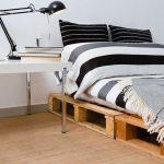 Reciclo y ahorro: camas, mesillas y cabeceros reciclados