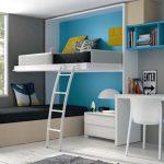 Gánale metros cuadrados a tu casa usando camas abatibles