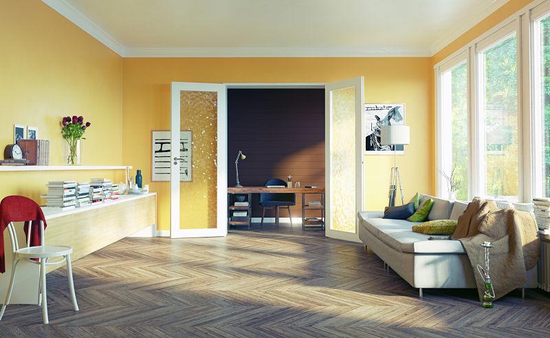 Colores para pintar un sal n una habitaci n o un ba o y so ar - Colores para pintar un salon pequeno ...