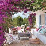 El cortijo, tipica casa andaluza