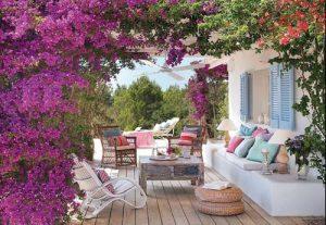 cortijo andaluz patio