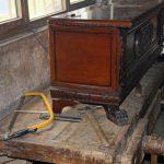 Yo restauro: baúl vintage