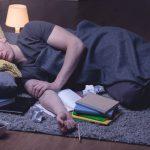 Dormir en el suelo, toda una tendencia
