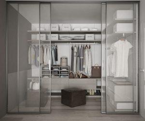 vestidores abiertos
