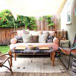 Dale un toque bohemio a tu terraza