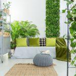 Disfruta de tu jardín vertical interior