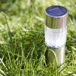 Lámparas solares: por qué utilizarlas