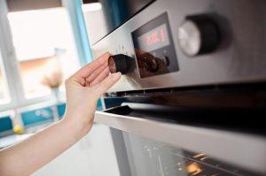 cocinas eléctricas con horno