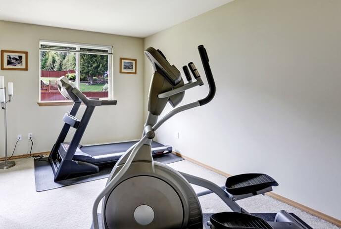 máquinas para hacer deporte en casa
