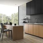 Cocinas de madera modernas: cómo distribuirlas y decorarlas