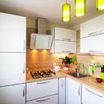 Cocinas pequeñas en L: todos los secretos para obtener espacio